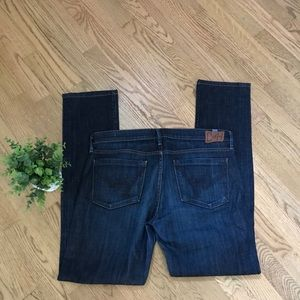 Citizens of Humanity Jeans Ava low rise straight